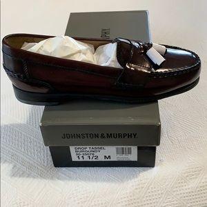Johnston & Murphy loafer